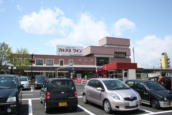 塩尻駅東口